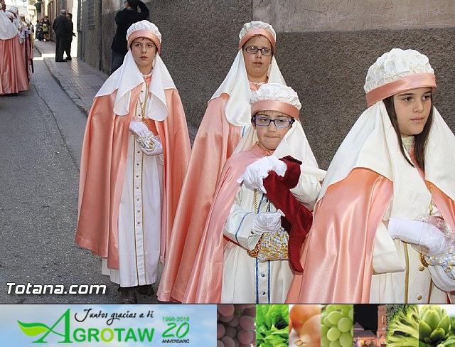 Procesión del Encuentro. Domingo de Resurrección 2012 - 26