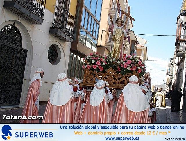 Procesión del Encuentro. Domingo de Resurrección 2012 - 27