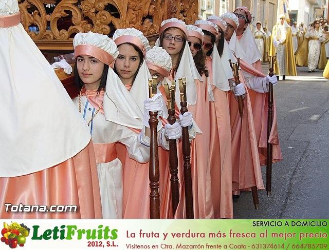 Procesión del Encuentro. Domingo de Resurrección 2012 - 28