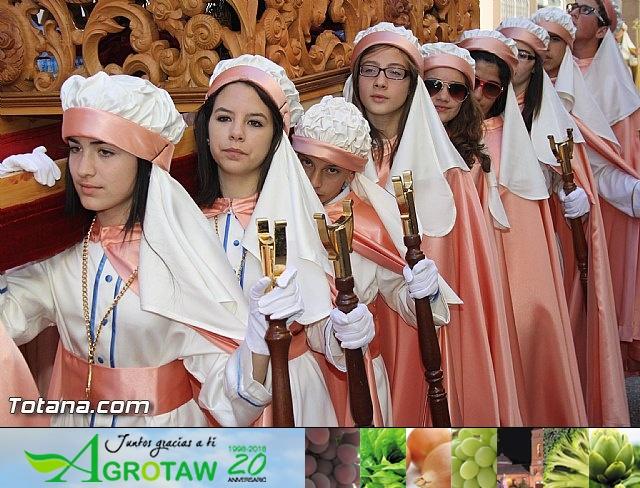 Procesión del Encuentro. Domingo de Resurrección 2012 - 29