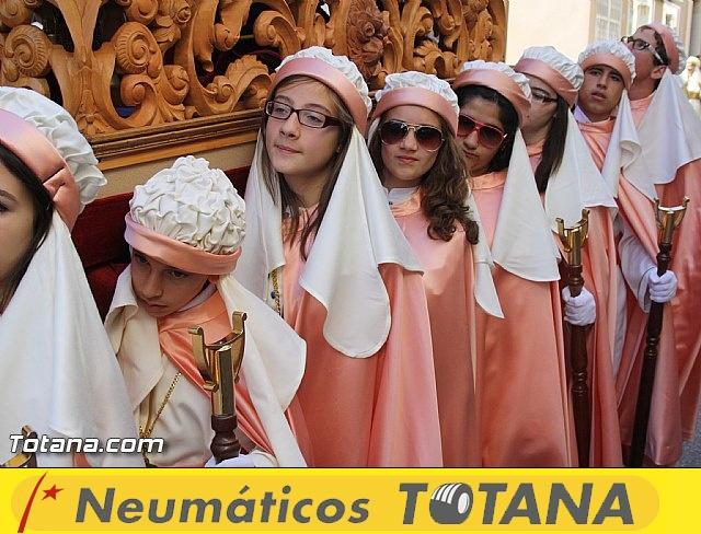 Procesión del Encuentro. Domingo de Resurrección 2012 - 31