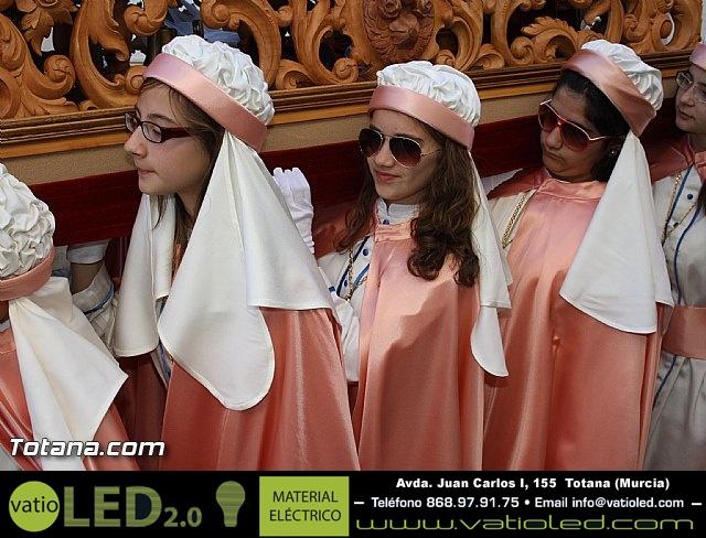 Procesión del Encuentro. Domingo de Resurrección 2012 - 33