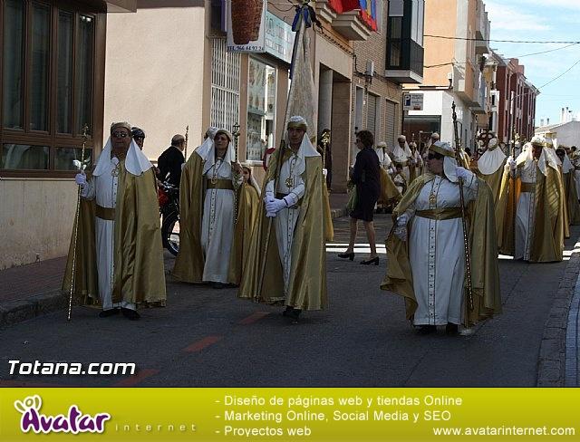 Procesión del Encuentro. Domingo de Resurrección 2012 - 35