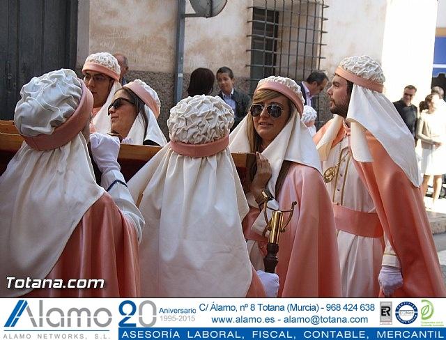 Procesión del Encuentro. Domingo de Resurrección 2012 - 36