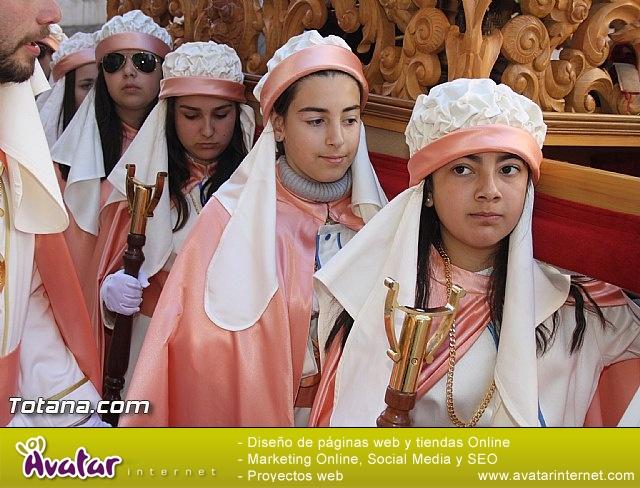 Procesión del Encuentro. Domingo de Resurrección 2012 - 38