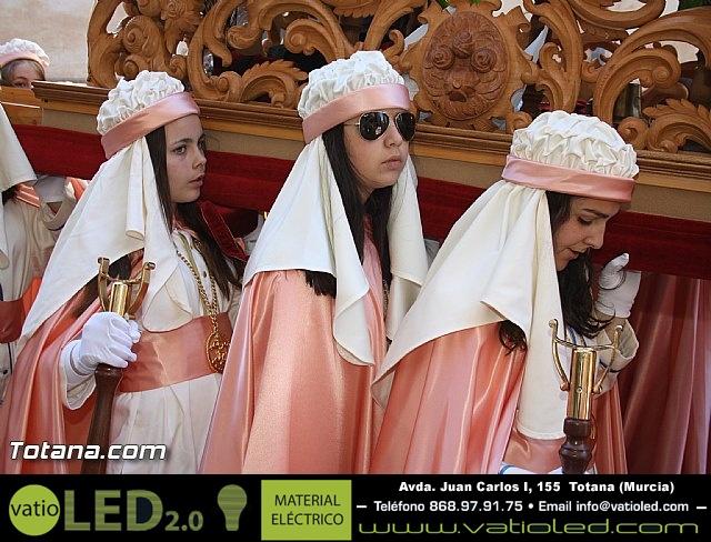Procesión del Encuentro. Domingo de Resurrección 2012 - 39