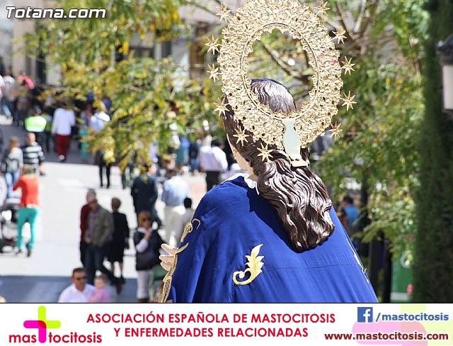 Procesión del Encuentro. Domingo de Resurrección 2012 - 377