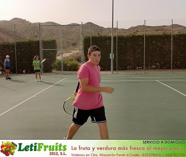 Clausura del curso 2011-2012 de la Escuela del Club de Tenis Totana - 3