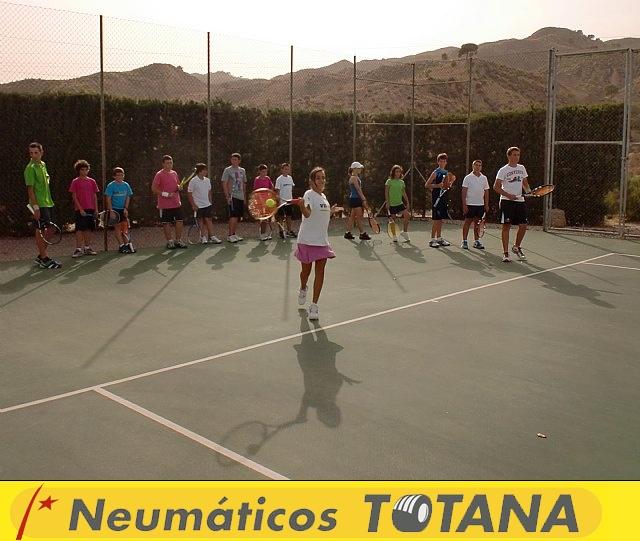 Clausura del curso 2011-2012 de la Escuela del Club de Tenis Totana - 4