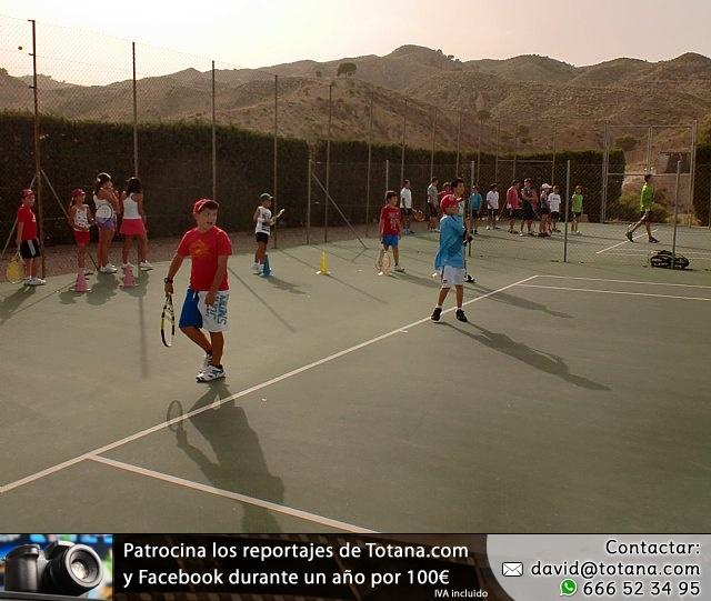 Clausura del curso 2011-2012 de la Escuela del Club de Tenis Totana - 6