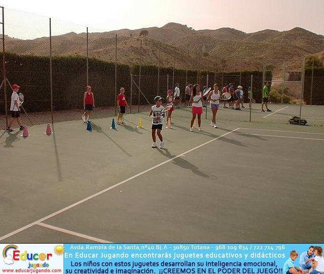 Clausura del curso 2011-2012 de la Escuela del Club de Tenis Totana - 10