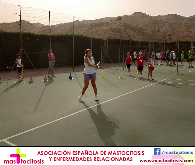 Clausura del curso 2011-2012 de la Escuela del Club de Tenis Totana - 12