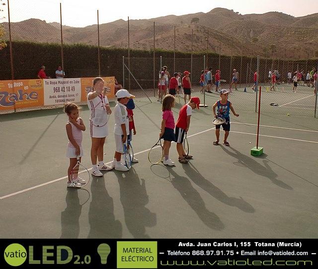 Clausura del curso 2011-2012 de la Escuela del Club de Tenis Totana - 14
