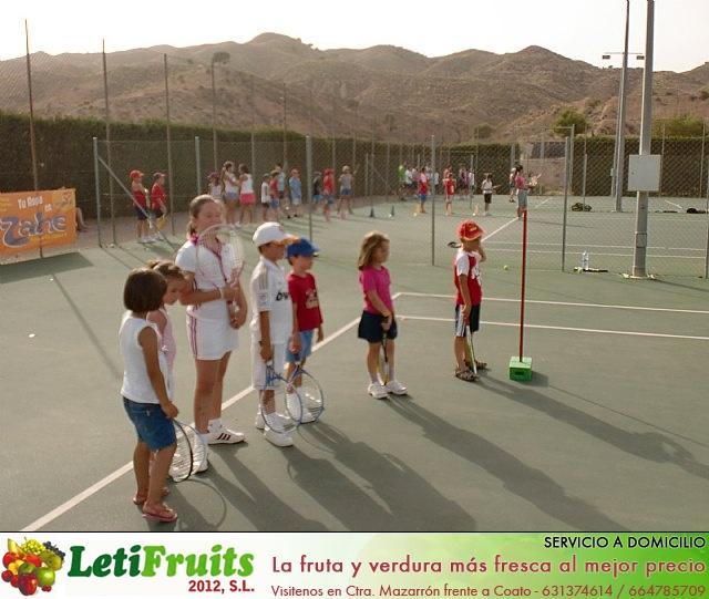 Clausura del curso 2011-2012 de la Escuela del Club de Tenis Totana - 15