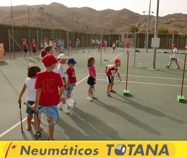 Clausura del curso 2011-2012 de la Escuela del Club de Tenis Totana - 16