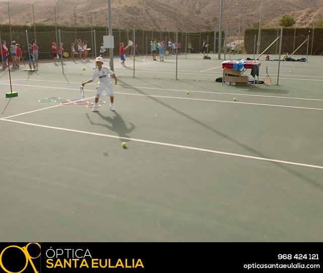 Clausura del curso 2011-2012 de la Escuela del Club de Tenis Totana - 19