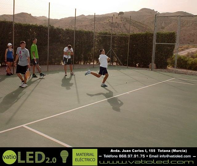 Clausura del curso 2011-2012 de la Escuela del Club de Tenis Totana - 20