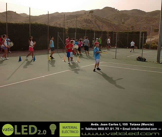 Clausura del curso 2011-2012 de la Escuela del Club de Tenis Totana - 23