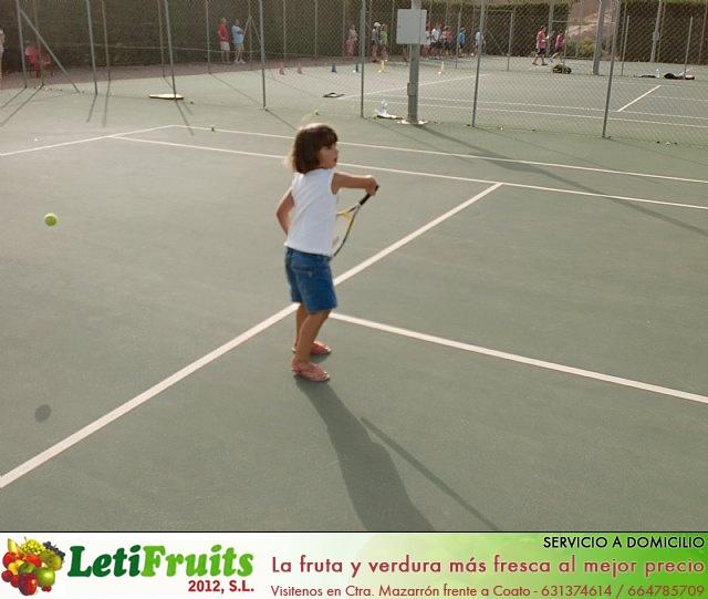 Clausura del curso 2011-2012 de la Escuela del Club de Tenis Totana - 24