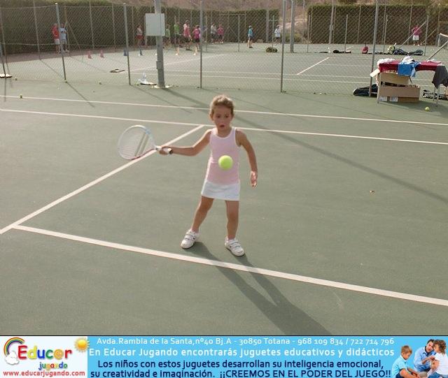 Clausura del curso 2011-2012 de la Escuela del Club de Tenis Totana - 25