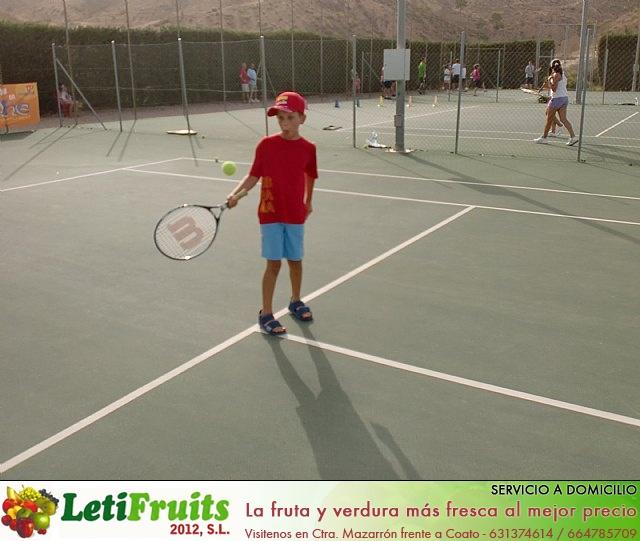 Clausura del curso 2011-2012 de la Escuela del Club de Tenis Totana - 27