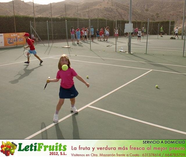 Clausura del curso 2011-2012 de la Escuela del Club de Tenis Totana - 30