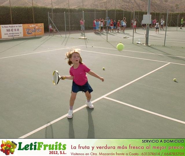 Clausura del curso 2011-2012 de la Escuela del Club de Tenis Totana - 31