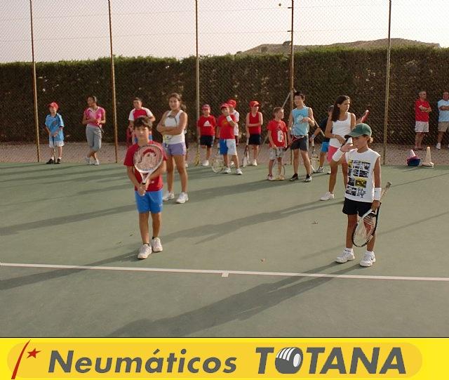 Clausura del curso 2011-2012 de la Escuela del Club de Tenis Totana - 32
