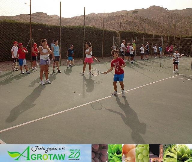 Clausura del curso 2011-2012 de la Escuela del Club de Tenis Totana - 34