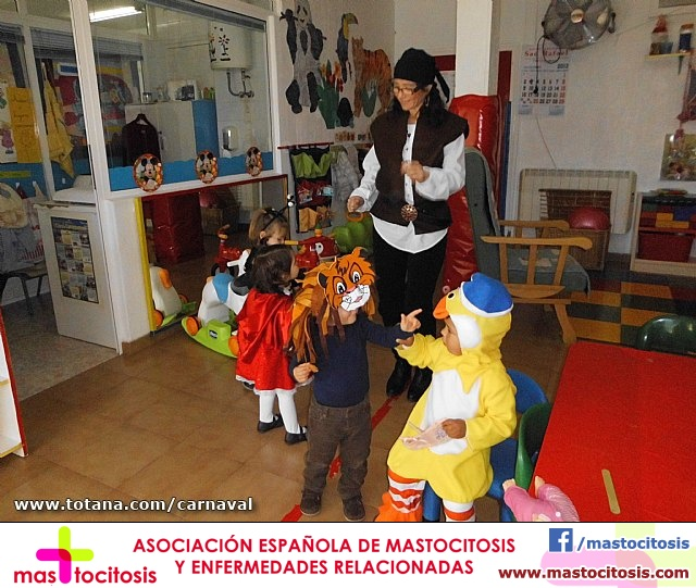 """Carnaval 2014 E. I. Municipal """"Clara Campoamor"""" - 1"""