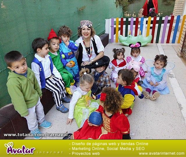 """Carnaval 2014 E. I. Municipal """"Clara Campoamor"""" - 8"""
