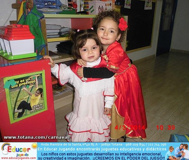 """Carnaval 2014 E. I. Municipal """"Clara Campoamor"""" - 16"""