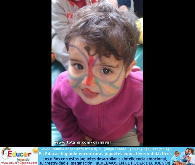 """Carnaval 2014 E. I. Municipal """"Clara Campoamor"""" - 27"""