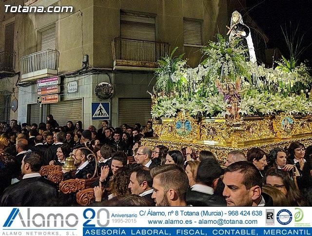Encuentro en las 4 esquinas de Santa María Cleofé, Santa María Magdalena y la Samaritana - 25