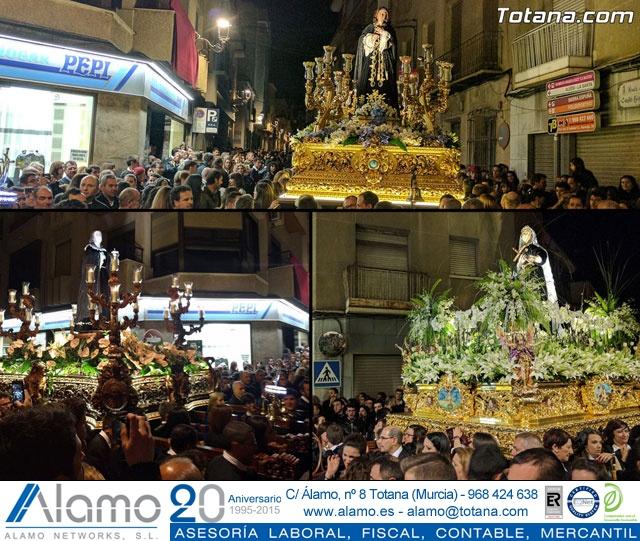 Encuentro en las 4 esquinas de Santa María Cleofé, Santa María Magdalena y la Samaritana - 28