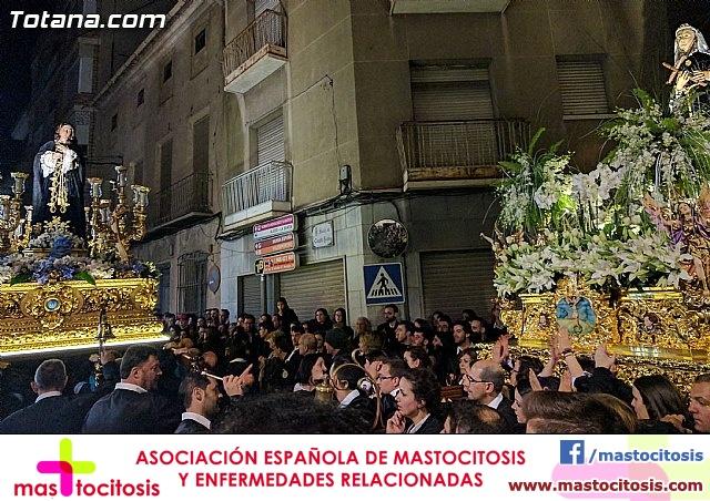 Encuentro en las 4 esquinas de Santa María Cleofé, Santa María Magdalena y la Samaritana - 27