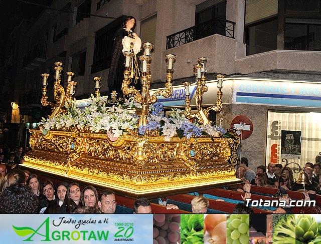 Encuentro en las 4 esquinas de Santa María Cleofé, Santa María Magdalena y la Samaritana - 4