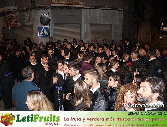 Encuentro en las 4 esquinas de Santa María Cleofé, Santa María Magdalena y la Samaritana - 8