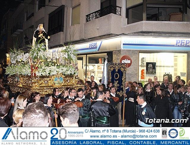 Encuentro en las 4 esquinas de Santa María Cleofé, Santa María Magdalena y la Samaritana - 13
