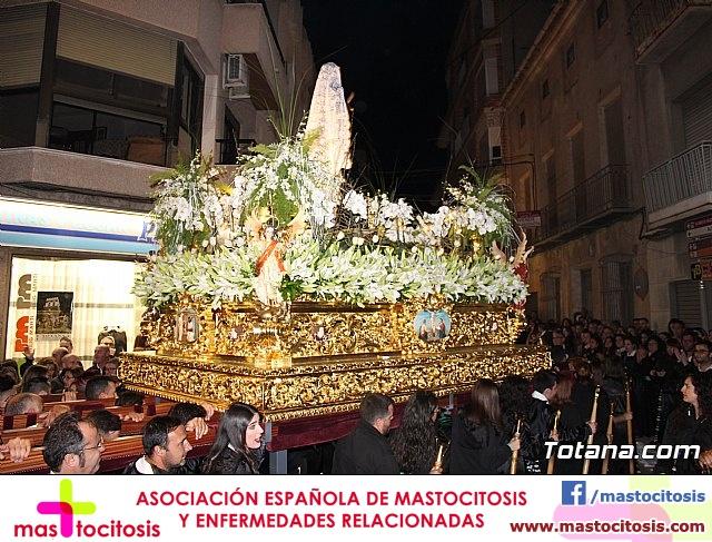 Encuentro en las 4 esquinas de Santa María Cleofé, Santa María Magdalena y la Samaritana - 14