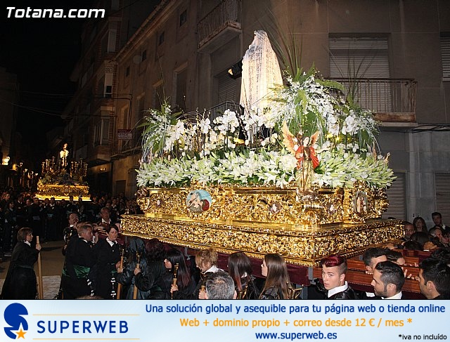 Encuentro en las 4 esquinas de Santa María Cleofé, Santa María Magdalena y la Samaritana - 16