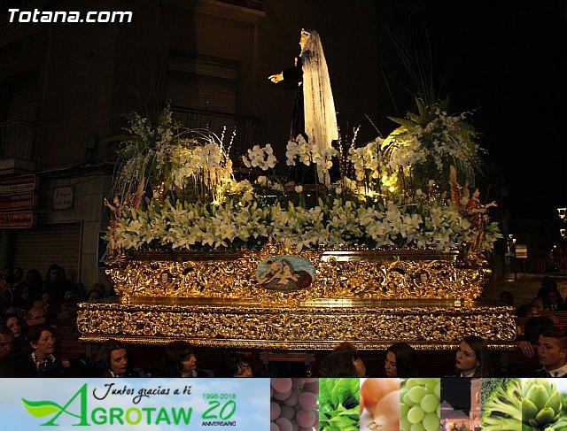 Encuentro en las 4 esquinas de Santa María Cleofé, Santa María Magdalena y la Samaritana - 17