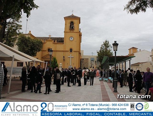 Procesión del Encuentro. Domingo de Resurreción 2013 - 1