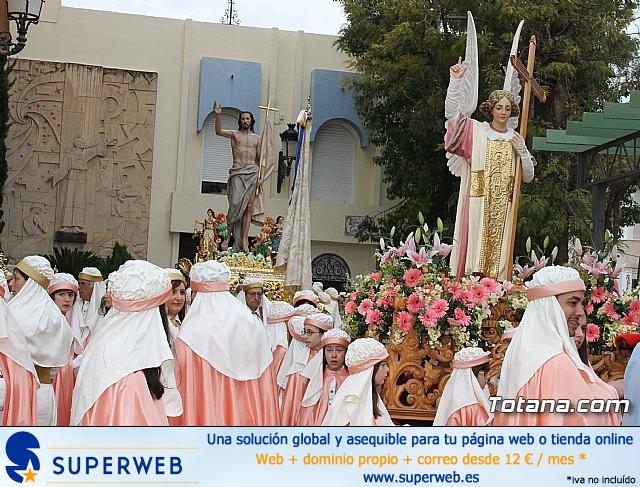 Procesión del Encuentro. Domingo de Resurreción 2013 - 3