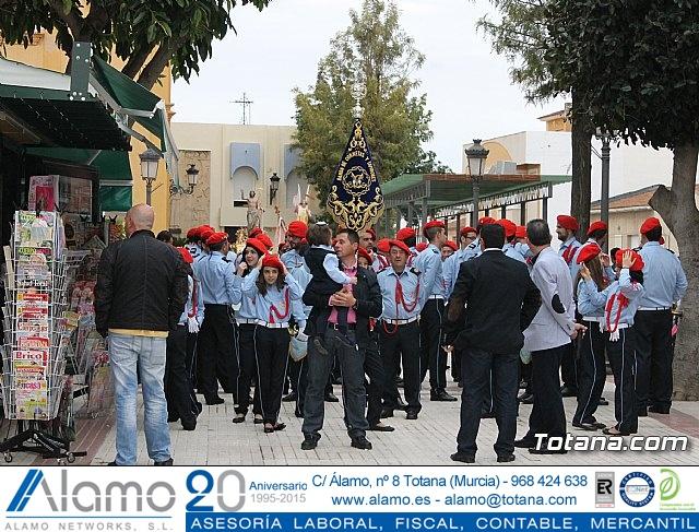 Procesión del Encuentro. Domingo de Resurreción 2013 - 14