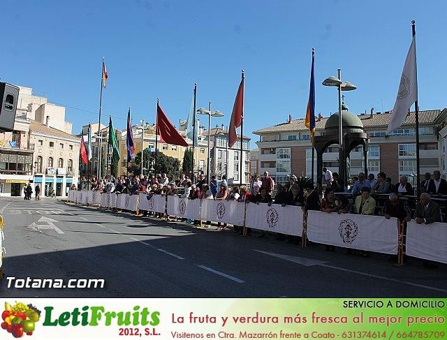 Procesión del Encuentro. Domingo de Resurrección 2014 - 1
