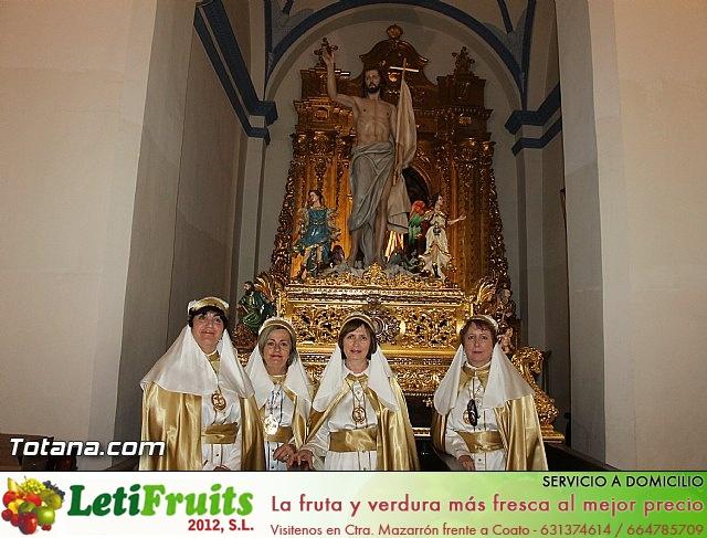 Procesión del Encuentro. Domingo de Resurrección 2014 - 6