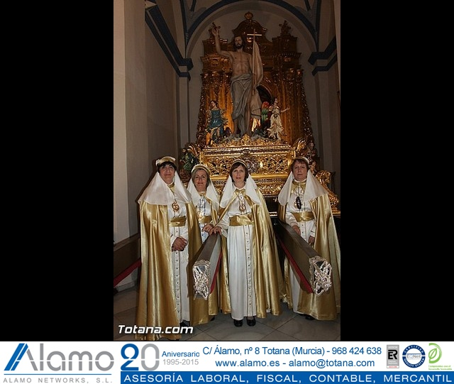 Procesión del Encuentro. Domingo de Resurrección 2014 - 7