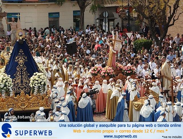 Procesión del Encuentro. Domingo de Resurrección 2014 - 604