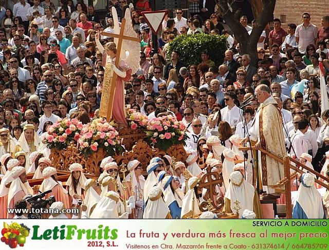 Procesión del Encuentro. Domingo de Resurrección 2014 - 605